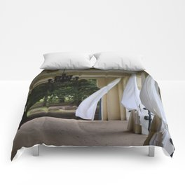 Empty Hall Comforters