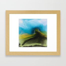 Roadtrip Friendship Framed Art Print