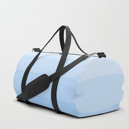 Four Shades of Light Blue (Lighter) Duffle Bag