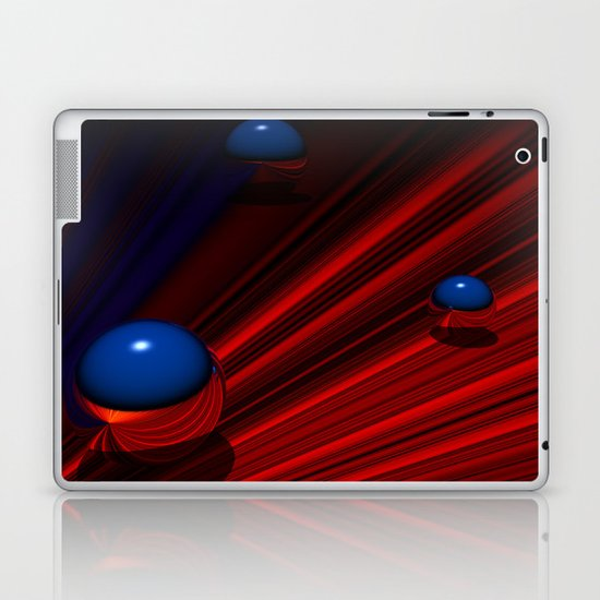 Synusoidal Madness Laptop & iPad Skin
