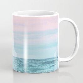 the sea. ocean sundown Coffee Mug