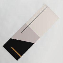 abstract minimal 28 Yoga Mat