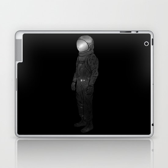It's Lonely Out In Space Laptop & iPad Skin