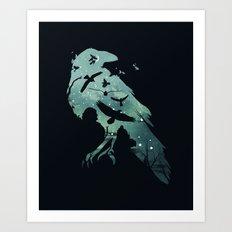 Night's Watch Art Print