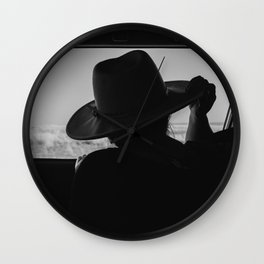 West Texas Explorer Wall Clock