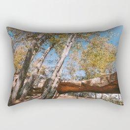 Princess Arch at Red River Gorge Rectangular Pillow