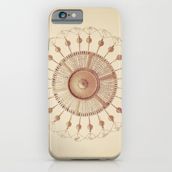 French Chandelier iPhone & iPod Case