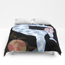 CDS4 Rhapsody in Blue Comforters