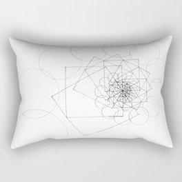 Phi Rectangular Pillow