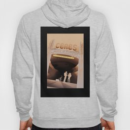Ceres - NASA Space Travel Posters (Alternative) Hoody