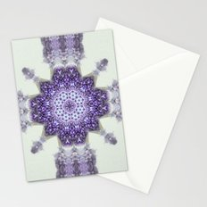 blue Hyacinthus N°2  ( pillow) Stationery Cards