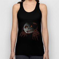 Zelda - Kill The Moon Unisex Tank Top