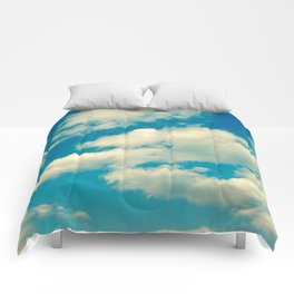 In The Clouds Comforters