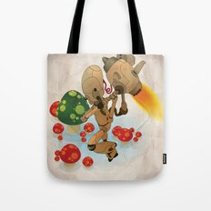 The pursuit of human soul Tote Bag