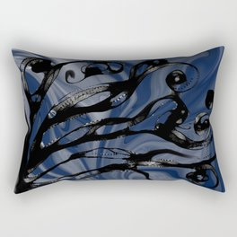 Underwater dreams Rectangular Pillow