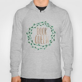 Book Queen Hoody