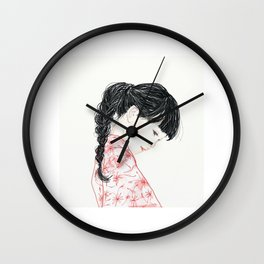 rosie Wall Clock