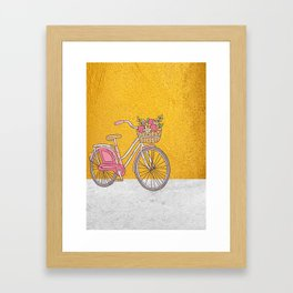 Spring is coming 4 Framed Art Print