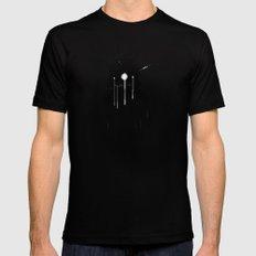 Bioshock Evolve Suit Design FanArt MEDIUM Mens Fitted Tee Black