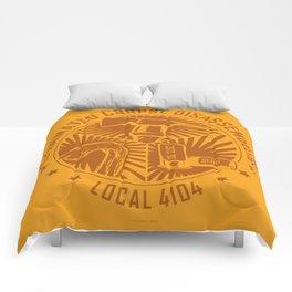 RCD Union Seal Comforters