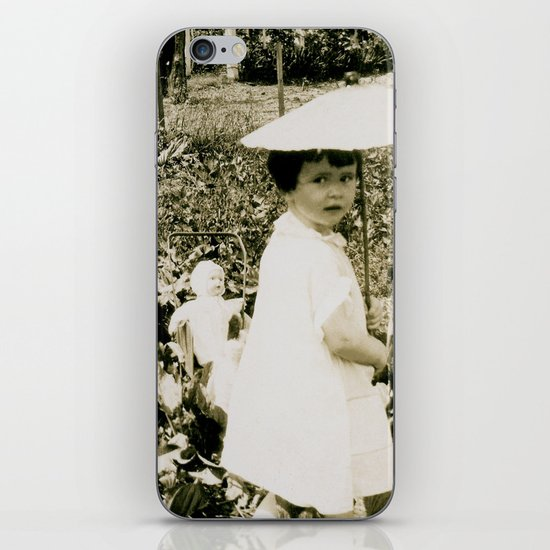Mabel & Dolly iPhone & iPod Skin