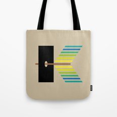 K like K Tote Bag