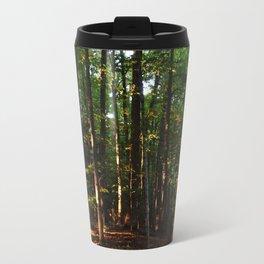 Forest // Sunset Effect Metal Travel Mug