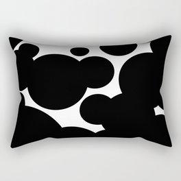 Dreaming in Dots Rectangular Pillow