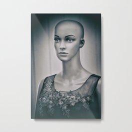 Mannequin 155e Metal Print