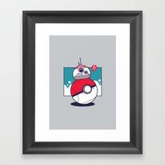 PB-8 Framed Art Print
