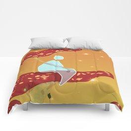 Midsummer Raindrop Comforters