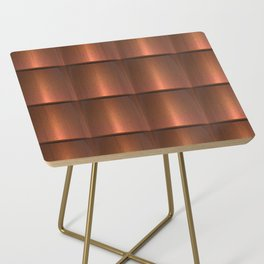 copper work Side Table