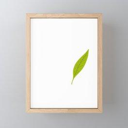 My Garden is my Sanctuary Framed Mini Art Print