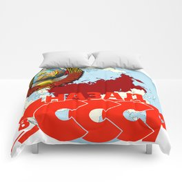 Back to USSR Comforters