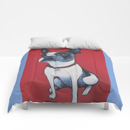 Blue Ruby Comforters