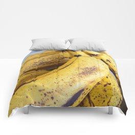 Fruit Study No. 1: As The Banana Turns Comforters