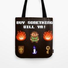 Buy Something Will Ya! Tote Bag
