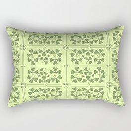 Shamrocks & Trinity Knots Rectangular Pillow