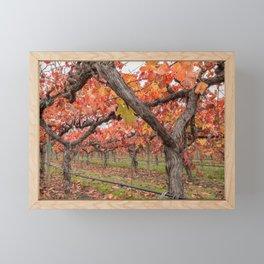 Red Vines Framed Mini Art Print