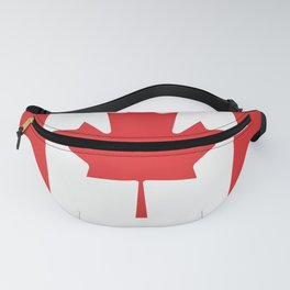 Canada flag Fanny Pack