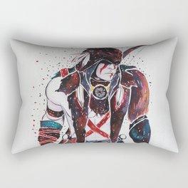 Ratonhnhaké:ton Rectangular Pillow