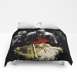 Nameless Accursed Undead Comforters