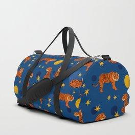 Cosmic Tigers Duffle Bag