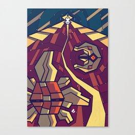 Wishmaker Canvas Print