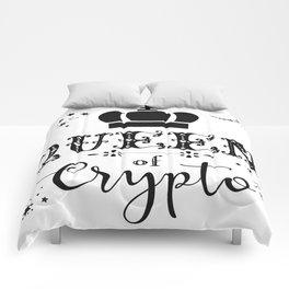 Queen of Crypto Comforters