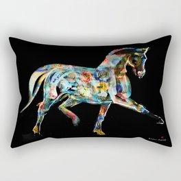Horse (Cirque de soleil) Rectangular Pillow