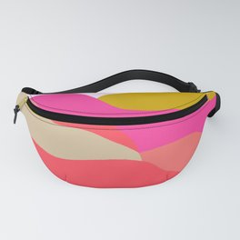 Adelaida, mountain sunset Fanny Pack