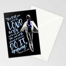DO IT ANYWAY Stationery Cards