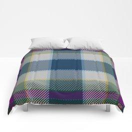 FL Tartan Comforters
