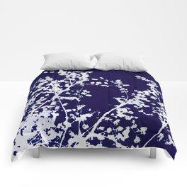 Autumn Blues Comforters